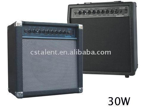 Guitar Amplifier (Gitarrenverstärker)