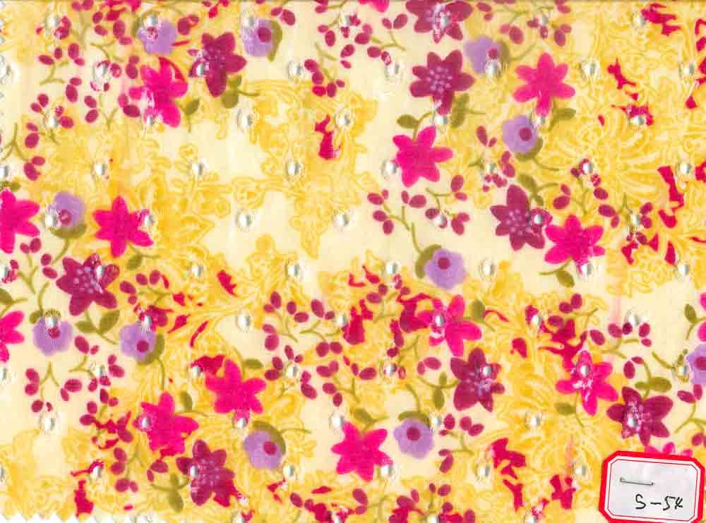 Embroidery Cotton Fabric ( Embroidery Cotton Fabric)