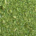 Freeze Dried Broccoli Beads