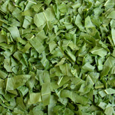 Freeze Dried Spinach Flakes 20x20mm