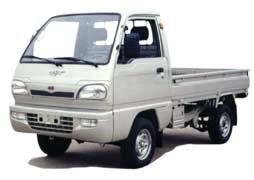 Minitruck Single&Double Row Seat