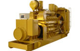 Open Type Imported Engine Genset