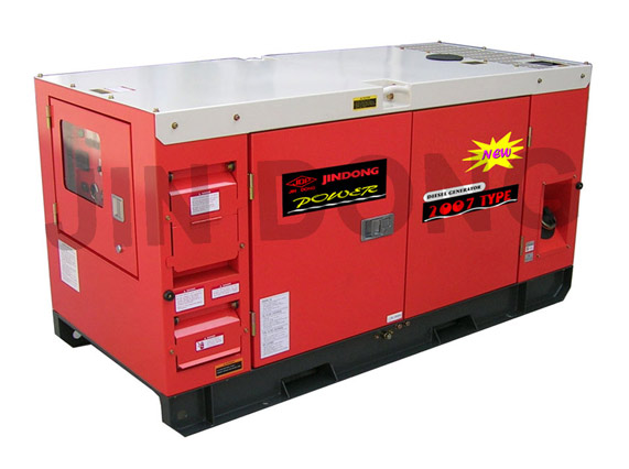 Sound Proof Gensets (Sound Proof Gensets)