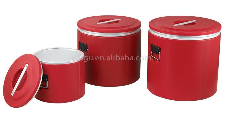 Isothermal Container (Изотермический контейнер)