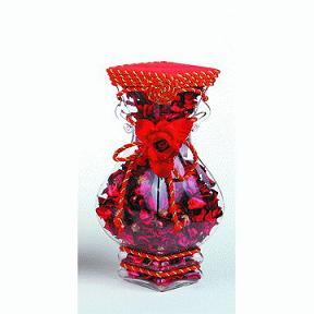 Fragrant Flower Vase