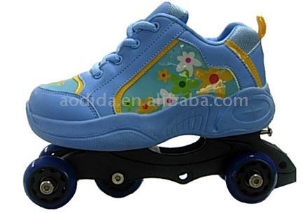 Roller Shoe (Роликовые Чистка)