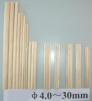 Wooden Rod (Деревянный стержень)