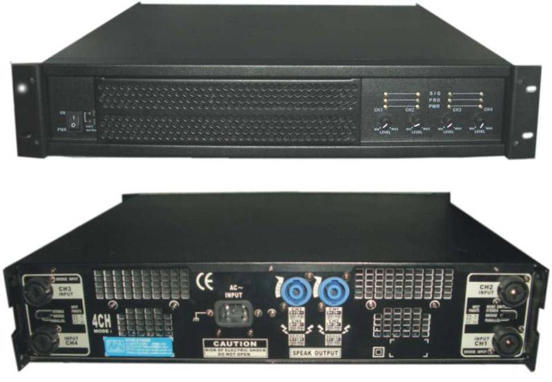 CE4300, CE4500 Amplifier (CE4300, CE4500 Verstärker)