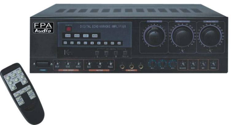 Digital Echo Karaoke Amplifier (Digital Echo Karaoke-Verstärker)