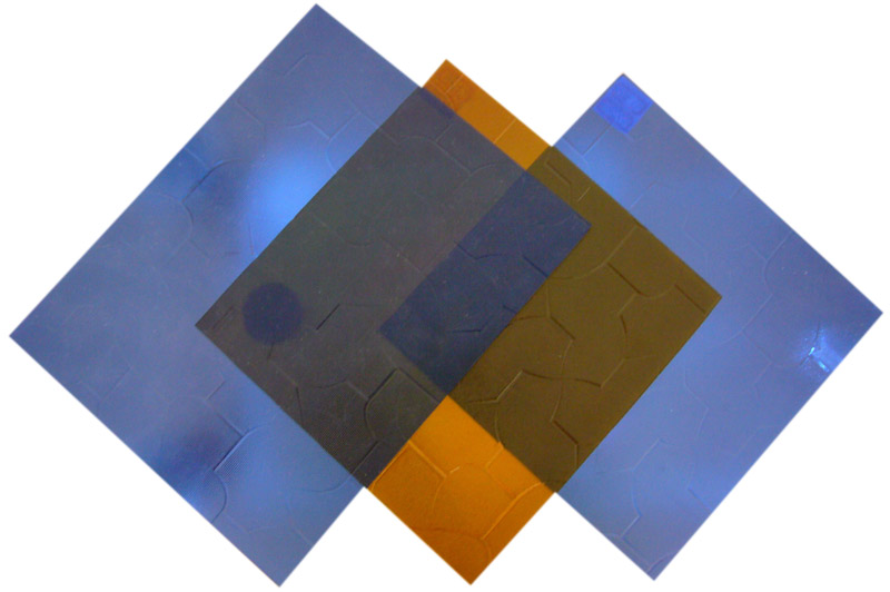 Colour Pattern Glass
