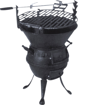 Cast Iron BBQ (Чугунные барбекю)