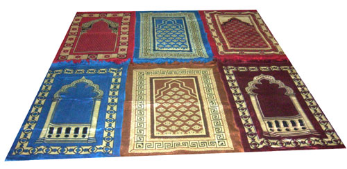 Lord`s Day Blanket (День Господень Одеяло)