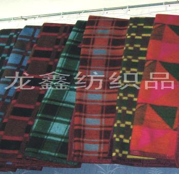 Recycled Grid Acrylic Blanket (Восстановленный сетку Акриловые Одеяло)