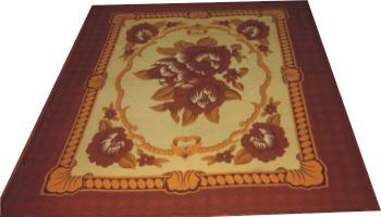 Two-Sided Brushed Fleece Blanket (Двусторонняя матовая руно Одеяло)