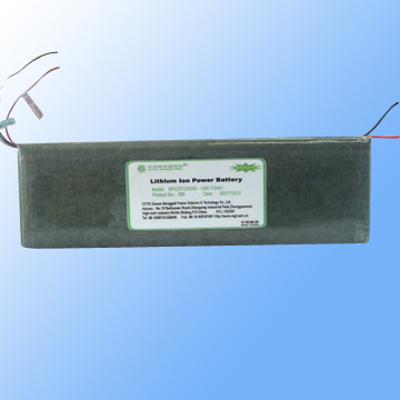 24V/15Ah Li-ion Power Battery Pack (24V/15Ah Li-Ion аккумулятор Power P k)