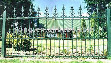 Garden Fence (Забор)