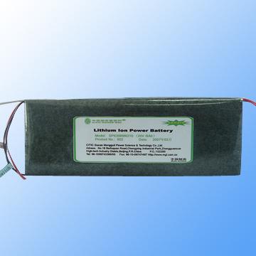 24V/9Ah Li-Ion Battery Pack (24V/9Ah литий-ионный аккумулятор)