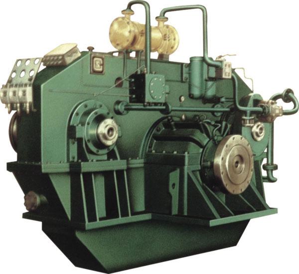 GVA Serie Marine Getriebe (GVA Serie Marine Getriebe)