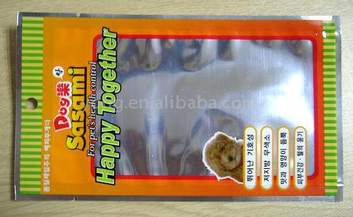 PET Food Bag ( PET Food Bag)