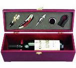 Wine Box with Accessories (Вино Коробка с аксессуарами)