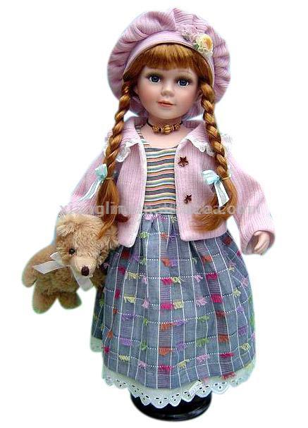 Ceramic Dolls (Керамические куклы)