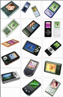 MP4 Players