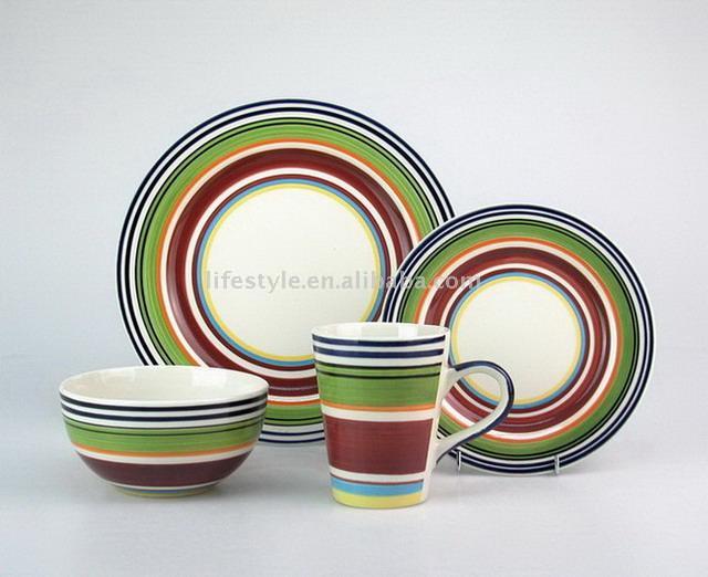 Dinnerware (Посуда столовая)