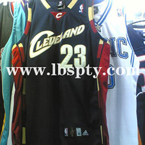 NBA and NFL Jersey