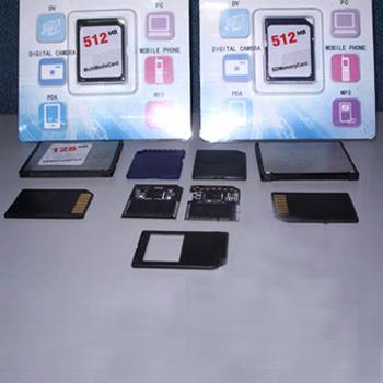 SD Card (128MB-4GB)