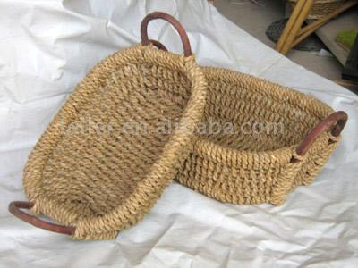 Wicker Basket (Плетеная корзинка)