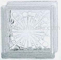 Clear Pattern Glass Block (Четкую тенденцию Glass Block)