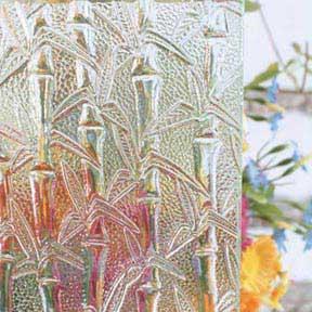 Clear Pattern Glass (Четкую тенденцию стекло)