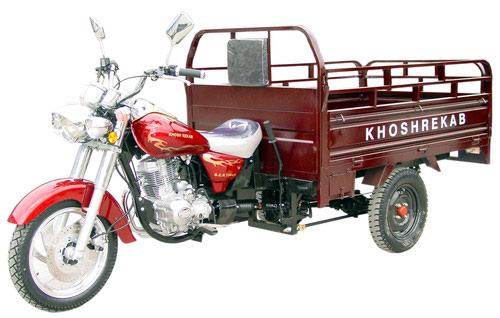 Tricycle (Трехколесные)