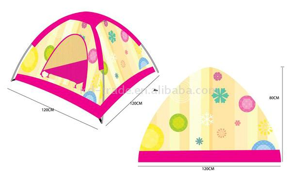 Children`s Printing Tent (Детская печать палаток)