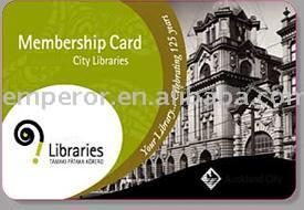 ID Card of Library