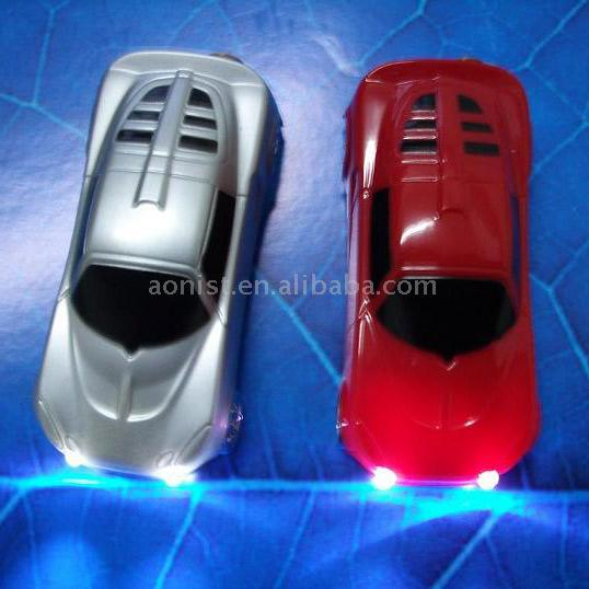 Car Metal Lighter With Torch