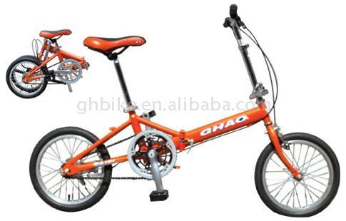 """16"""" Folding Bicycle (16 """"складной велосипед)"""