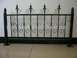 Steel Fence (Стальные заборы)