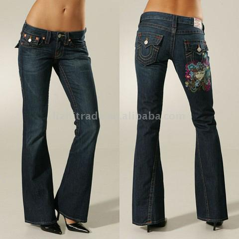 Kids` Jeans And Brand Jeans