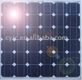90 Watts Monocrystalline Solar Panel