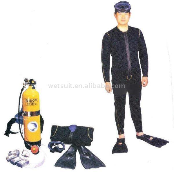 Scuba Diving Gear Package 2nd (Scuba Diving Gear 2 пакета)