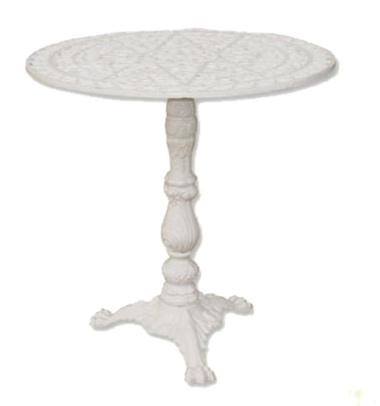 Cast Iron Table (Чугунные таблице)