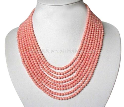 Coral Necklace ( Coral Necklace)
