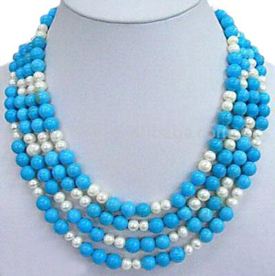 Turquoise Necklace ( Turquoise Necklace)
