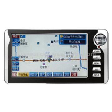 GPS Navigation System (GPS навигационная система)