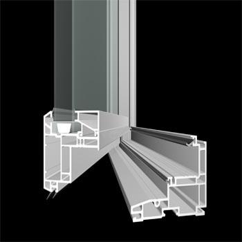 Casement Window Profile (Battant fenêtre Profile)
