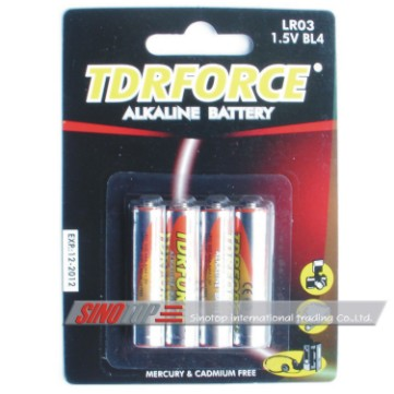 Alkaline Batteries-D C AA AAA 9V-Shrink