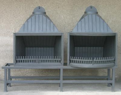 Iron Fireplace (Железный камин)