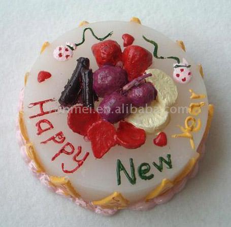 Birthday Cake Candle (Торт ко дню рождения свеча)