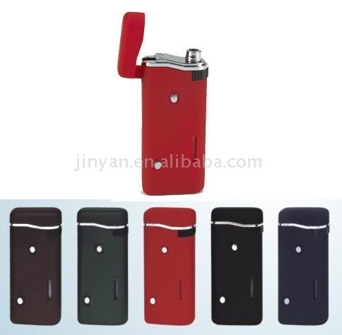 Electronic Influence Windproof LED Lighter (Влияние электронных светодиодных ветрозащитный зажигалка)